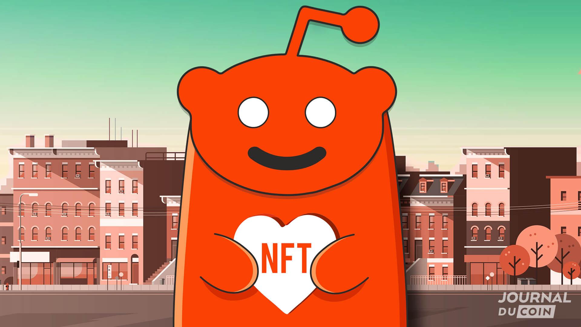 Le géant Reddit raide dingue des NFT – Bientôt une marketplace dédiée ?
