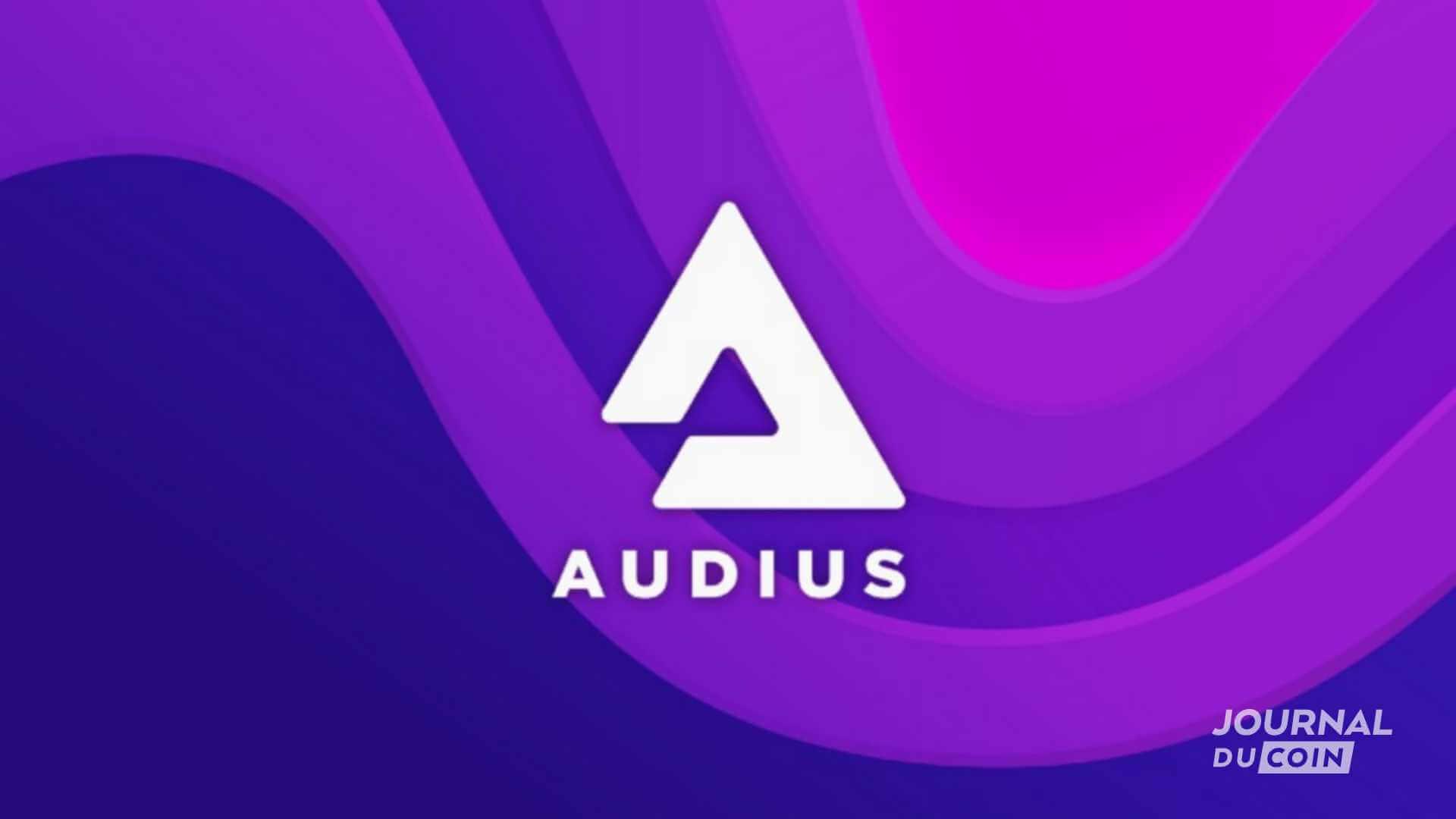 L'industrie musicale, future victime de la révolution blockchain ? Audius (AUDIO) au sommet des charts !