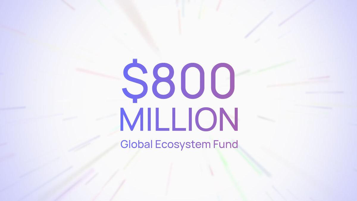 NEAR Protocol раздаст гранты на сумму $800 млн для развития собственной экосистемы