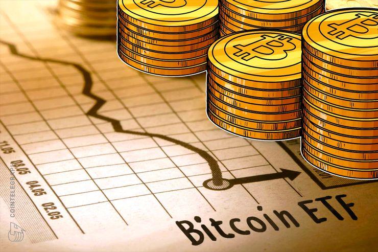 นักลงทุนแห่ลงทุน Bitcoin ETFเม็ดเงินไหลเข้าตลาดกว่า 1.47 ดอลลาร์