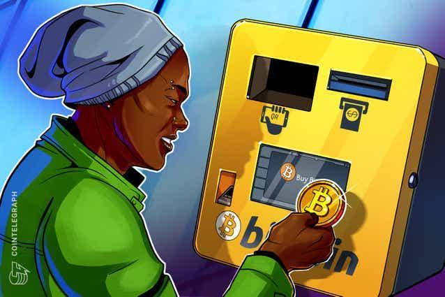 Colombia experimenta aumento de cajeros automáticos de bitcoin
