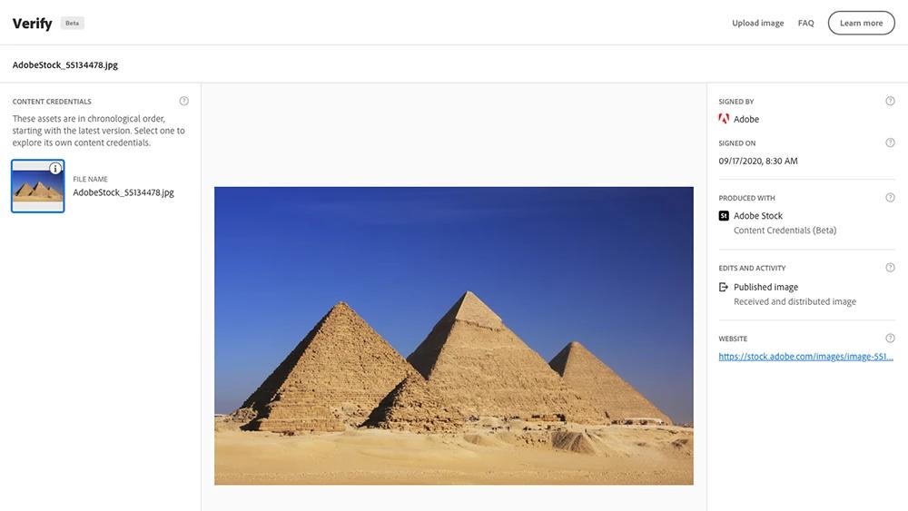 Adobe เตรียมนำเสนอเครื่องมือตรวจสอบ NFT บน Photoshop