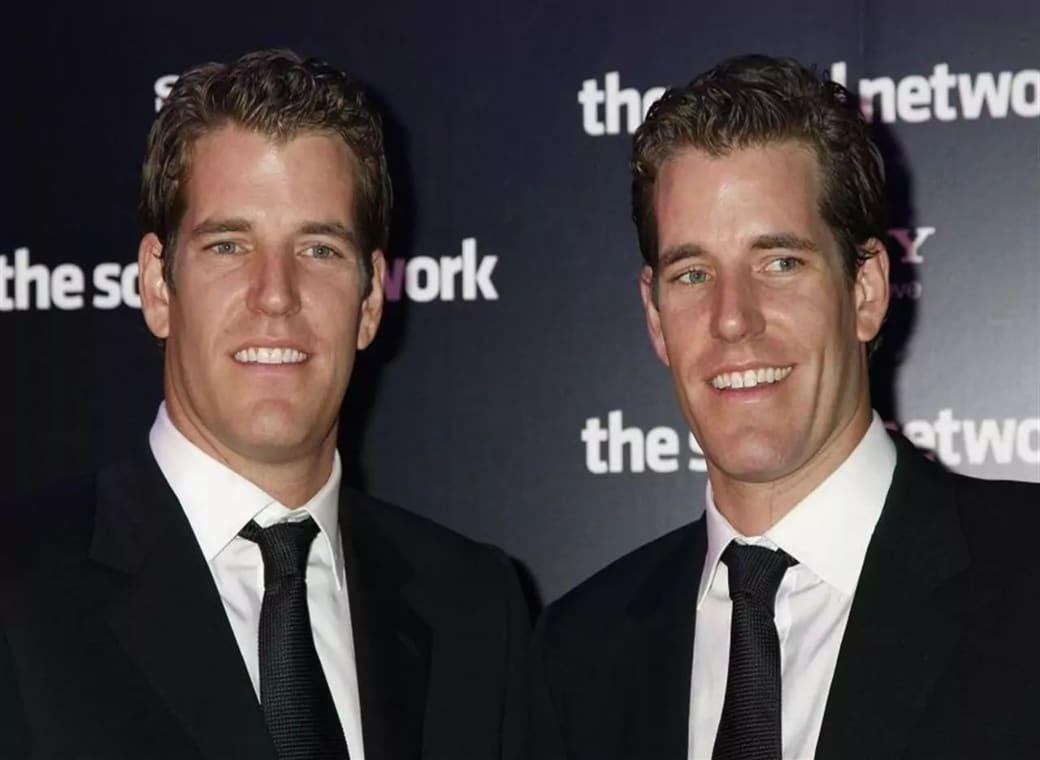 I gemelli Winklevoss sorprendono Manhattan