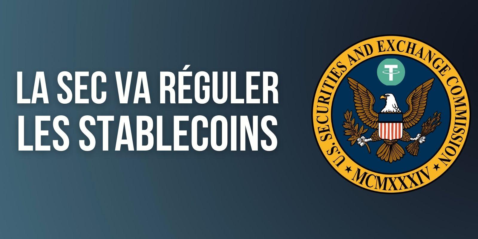 États-Unis : la SEC désignée pour la régulation des stablecoins américains