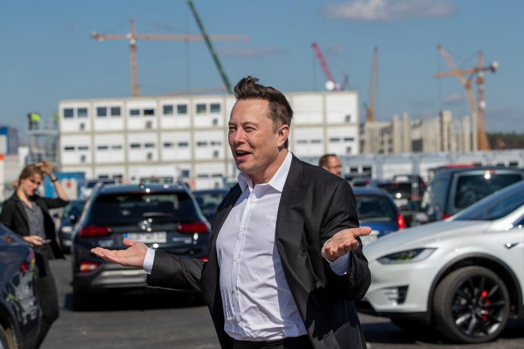 Tesla's trillion-dollar triumph — and its bond with Bitcoin