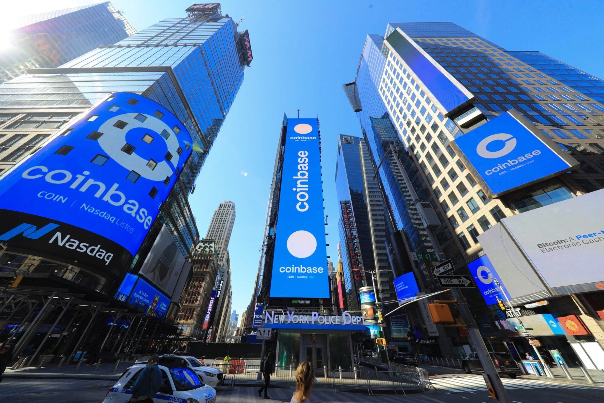花旗上調 Coinbase 目標價達「415美元」: 它是加密貨幣綜合商店;10月迄今漲37%