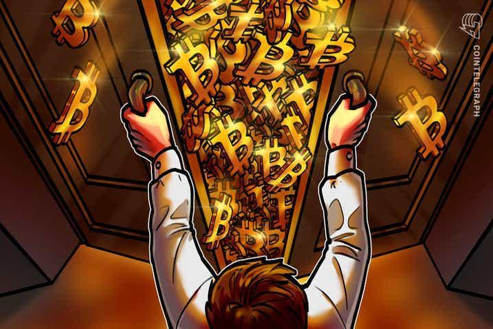 Investimentos em criptomoedas captam valor recorde de US$ 1,47 bilhão na semana
