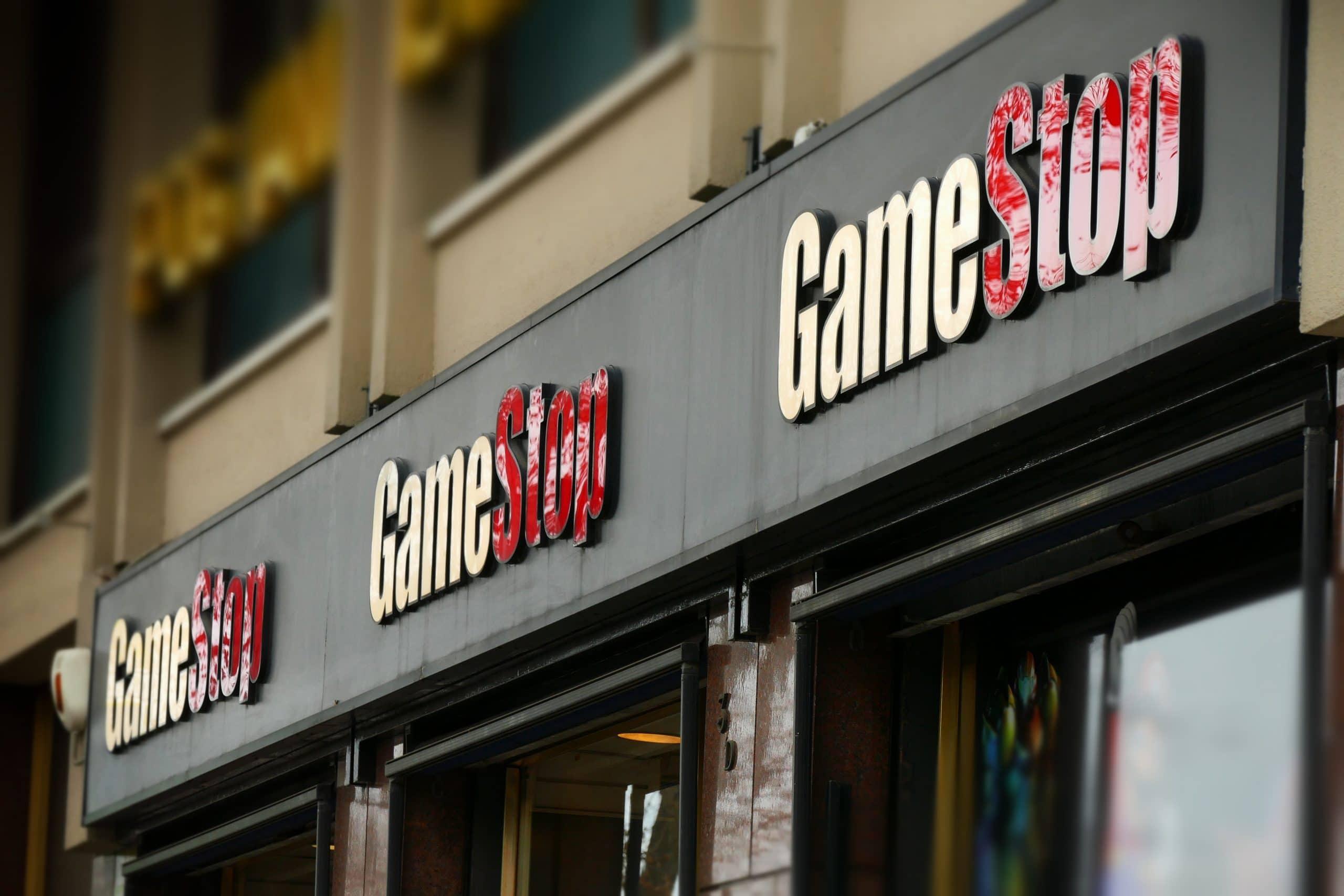 GameStop: eigene NFT-Plattform steht in den Startlöchern