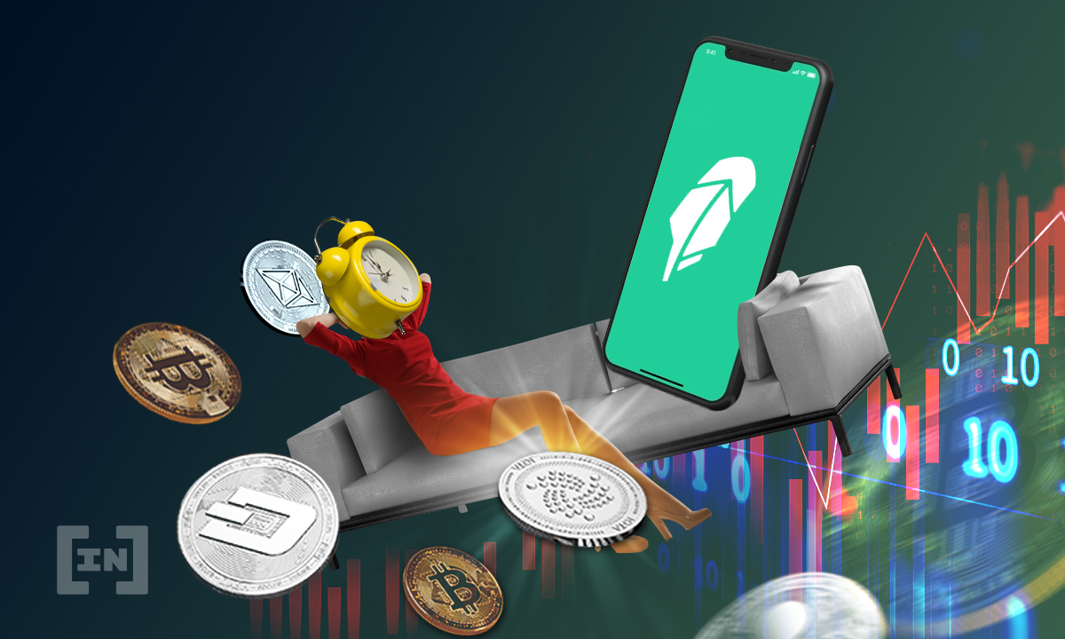 Les revenus crypto de Robinhood baissent de 233M$ au deuxième trimestre à 51M$ au troisième trimestre
