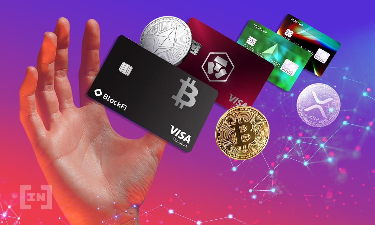Visa Invests in Credit Card Provider Deserve After BlockFi Credit Card Success