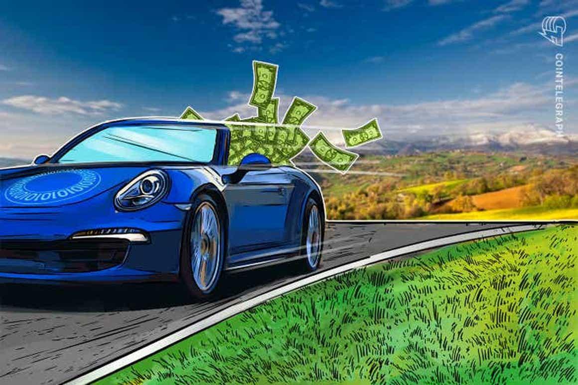 Brasileira Liqi inova e cria pela primeira vez no Brasil tokens lastreados em alugueis de Porsche