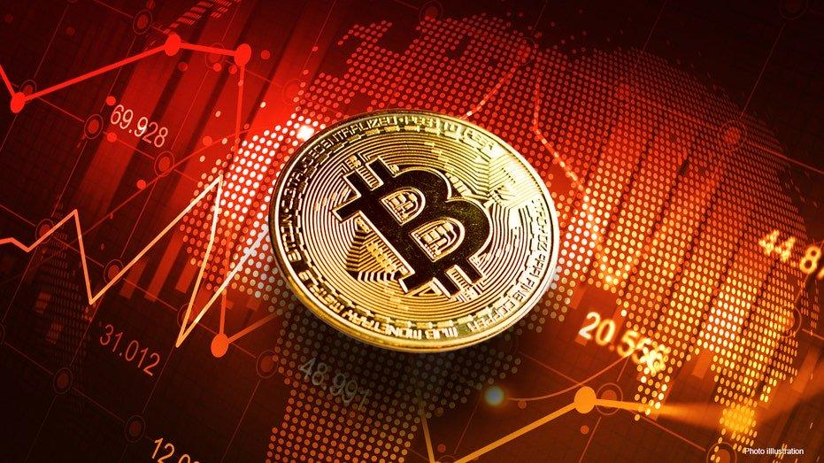 Bitcoin (BTC) caiu abaixo de 60.000 USD