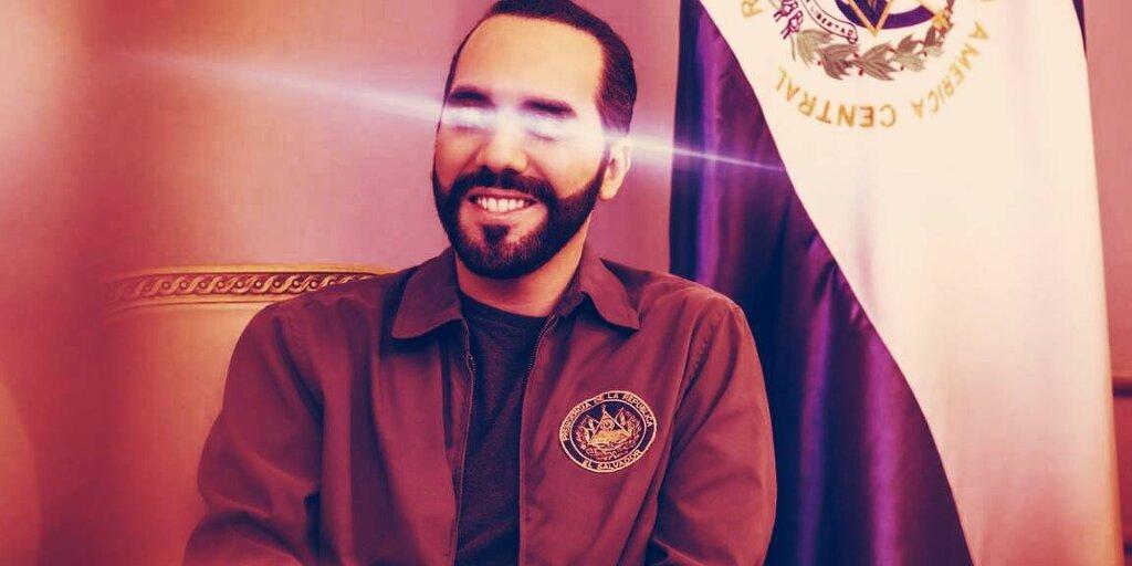 El Salvador President Buys the Dip, Adds 420 Bitcoin to Treasury