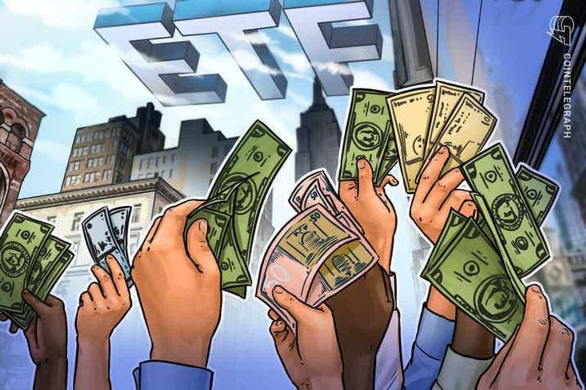 El ETF estadounidense de Bitcoin sufre su propio éxito, registra una fuerte caída y podría tener que comprar acciones en lugar de BTC