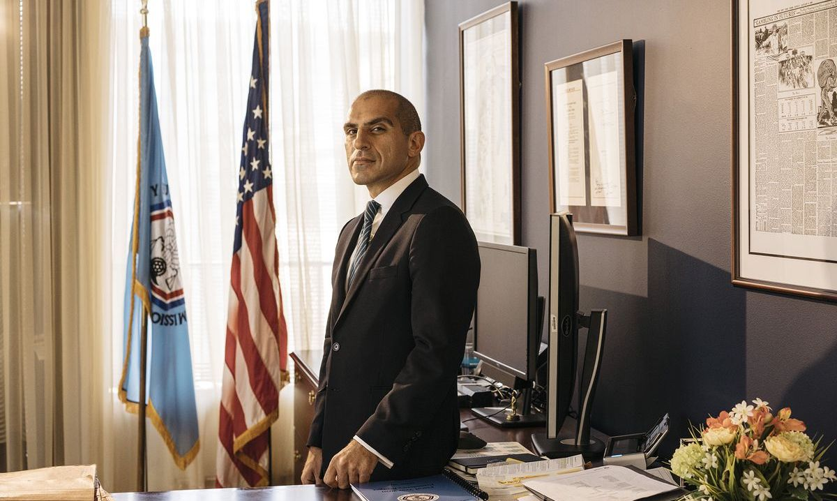 SEC、CFTC擴權戰|CFTC代理主席:希望獲權監督「60%數位資產市場」扮演巡邏警察