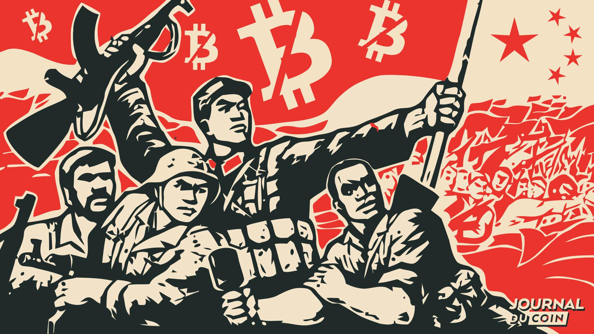 Quand les blockchains chinoises partent à la conquête du monde