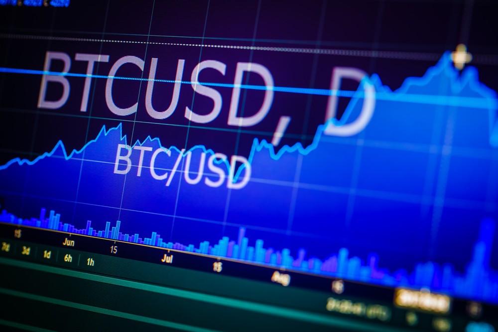 Precio del Bitcoin retrocedió por debajo de los USD 60.000