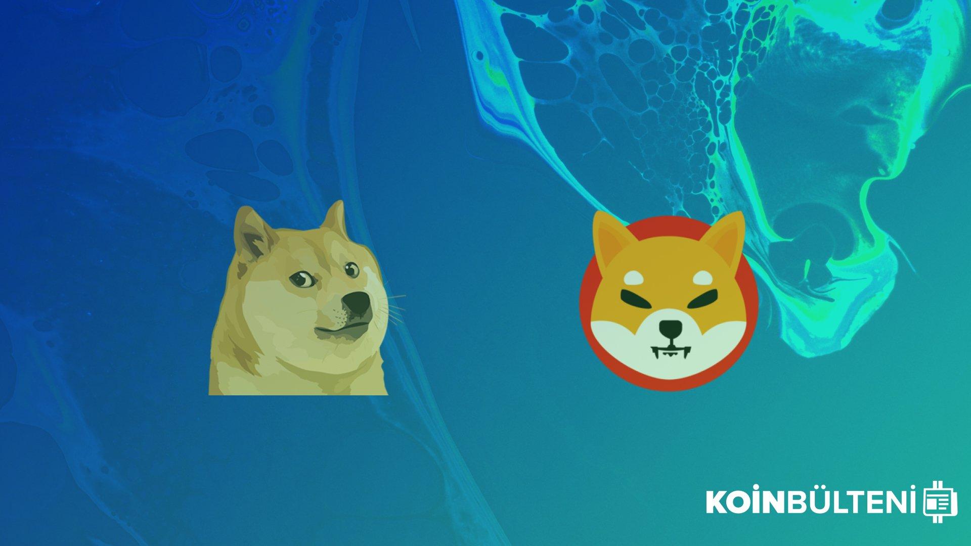 İlk 10'da İt Dalaşı: DOGE ile SHIB Arasındaki Rekabet Sürüyor