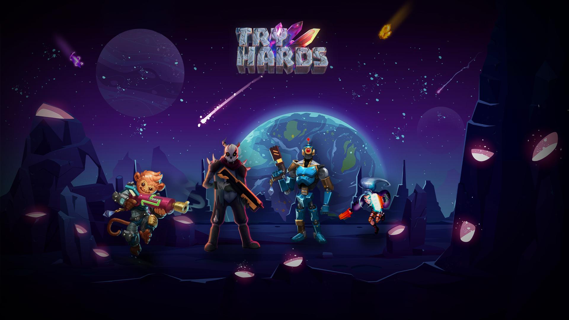 Lý do gì khiến TryHards là game NFT Metaverse thú vị nhất?