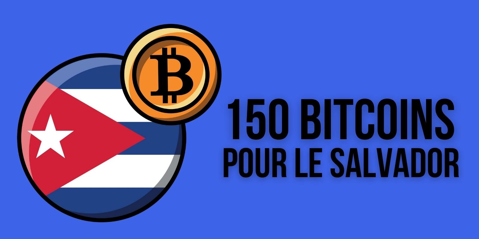 Le Salvador profite de la chute pour se réapprovisionner avec un achat de 420 bitcoins (BTC)
