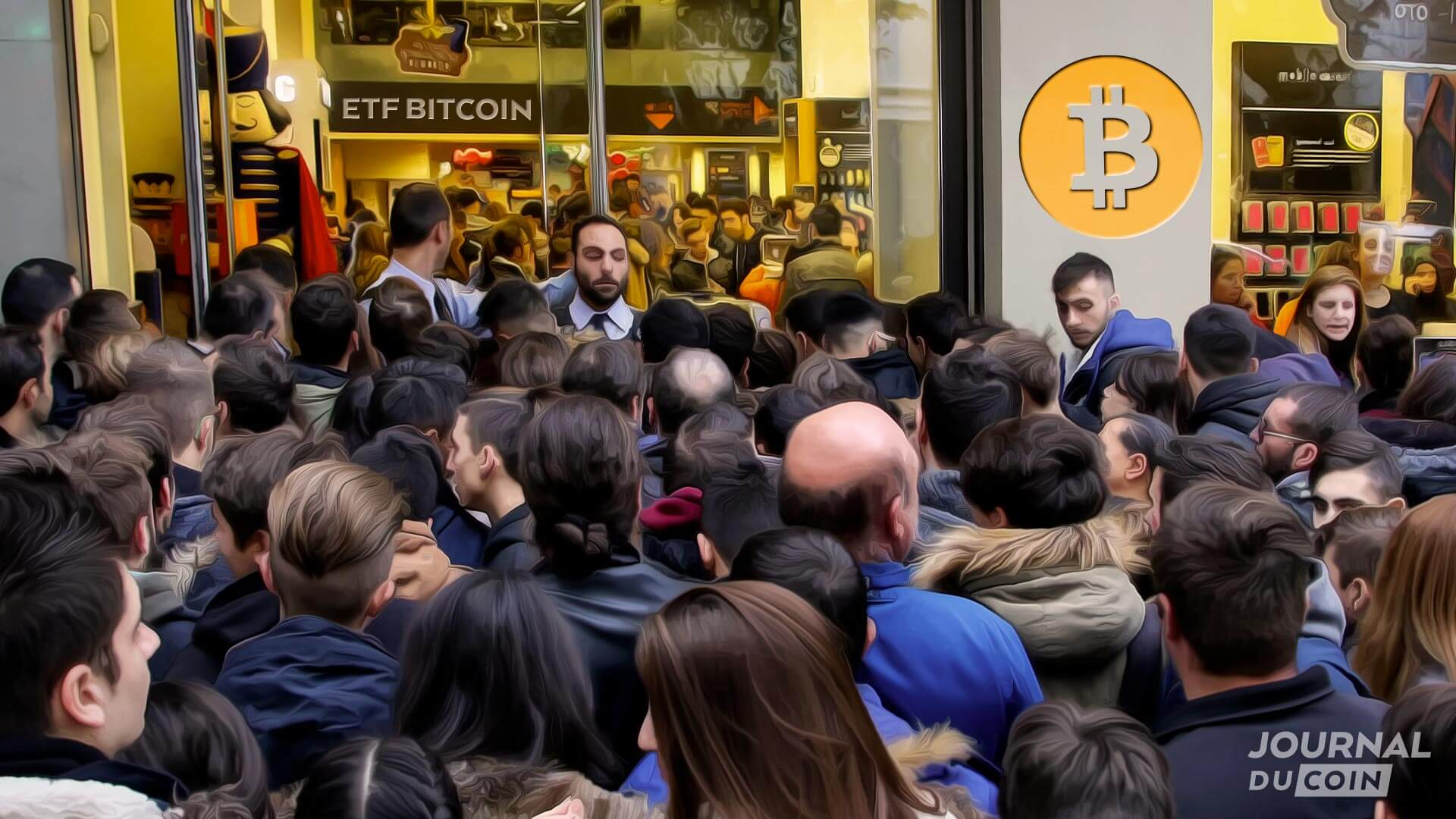 Tout le monde veut son ETF Bitcoin – BlockFi se lance dans la course
