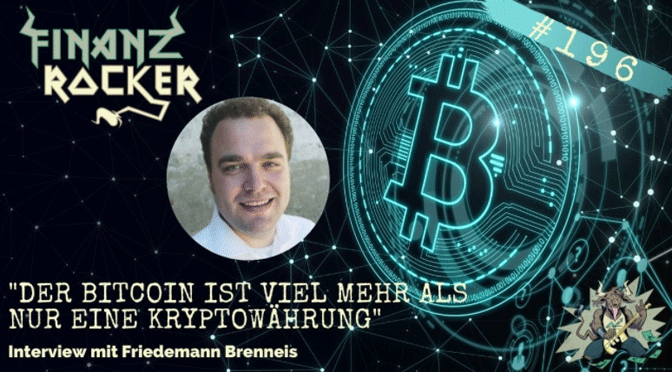 Bitcoin im Finanzrocker-Podcast