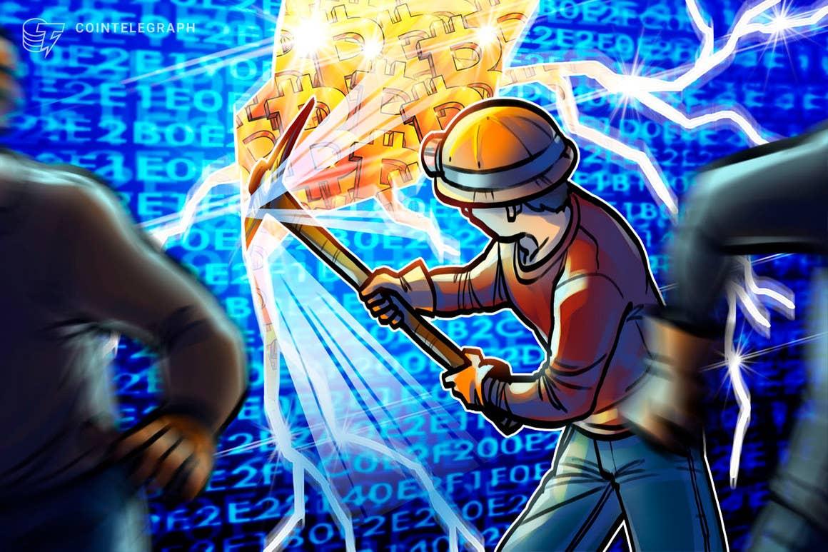 Los nuevos máximos de la tasa de hash de Bitcoin eliminan cualquier rastro de la prohibición de la minería en China ocurrida en mayo
