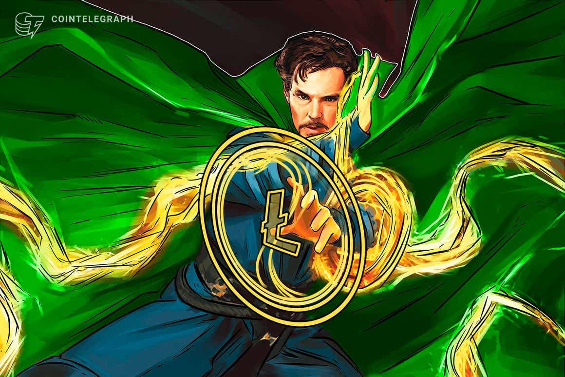 Argento digitale sempre più accettato: transazioni in Litecoin vicine al massimo storico