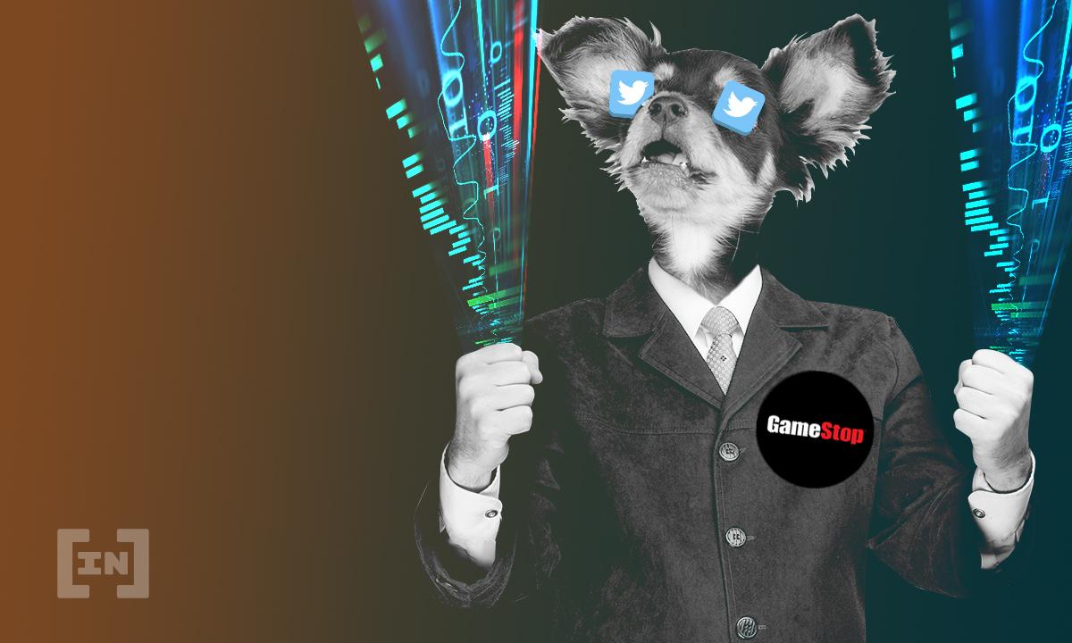 GameStop работает над собственным NFT-маркетплейсом — СМИ