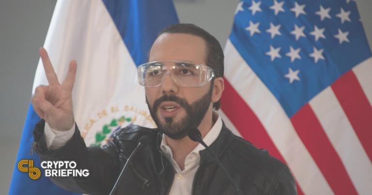El Salvador Buys Another 420 Bitcoin as Market Dips