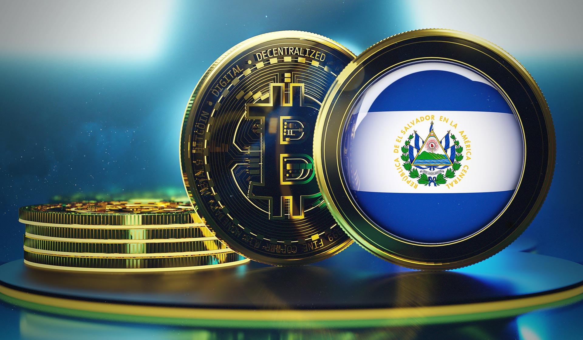 El Salvador aproveita queda e compra mais 420 bitcoins