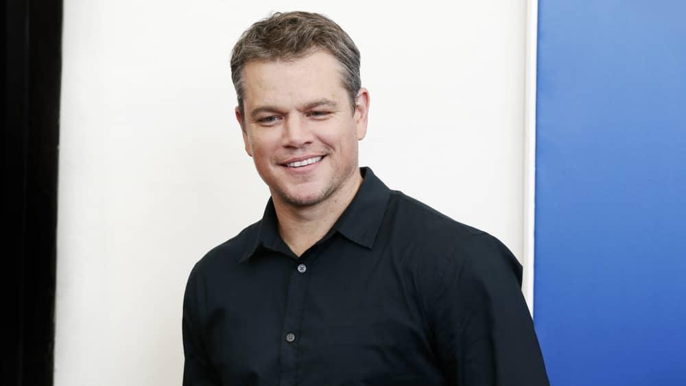 Tài tử Matt Damon trở thành gương mặt đại diện cho Crypto.com