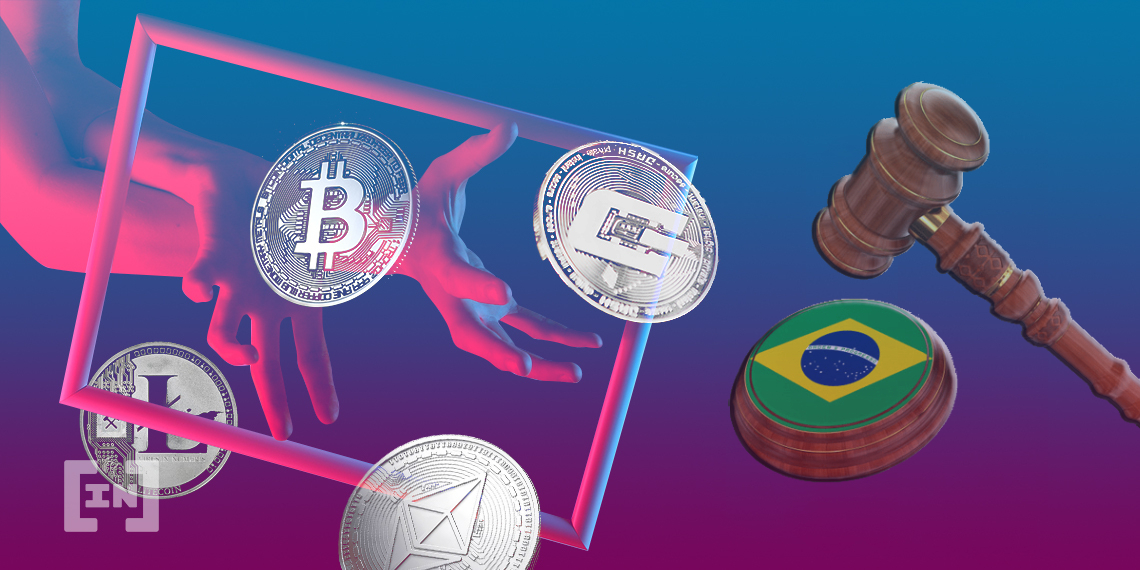 Brasileiros movimentaram R$ 127 bi em cripto