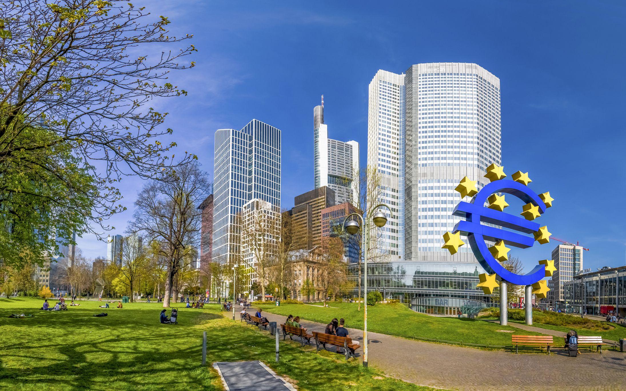 Центробанк ЕС начал консультации по созданию цифрового евро