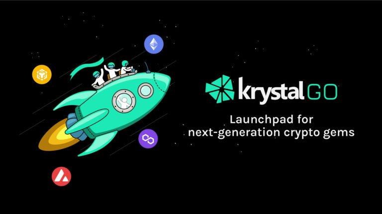 Hashed-backed DeFi Platform Krystal Debuts Token Launchpad, KrystalGO