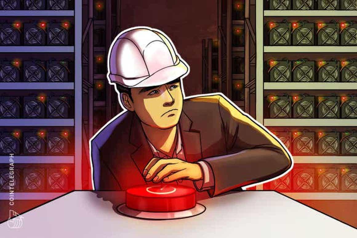 A China está prestes a reverter a proibição da mineração de Bitcoin?
