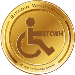 Bitcoin Wheelchair
