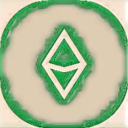 Логотип 0xETH Classic (0XETC) в png