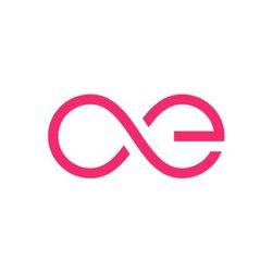 阿姨币 logo