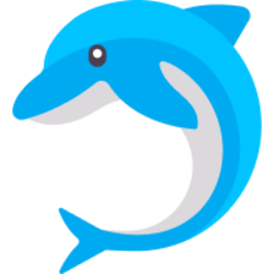 Dolphin Token price, DSE chart, market cap, and info | CoinGecko