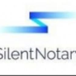 silent notary logo