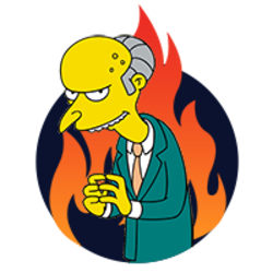 Mr Burns Token