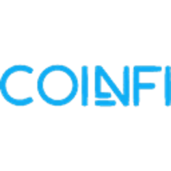 CoinFi price, charts, market cap and other stats