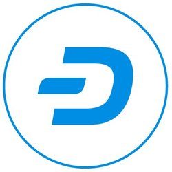 達世幣 logo