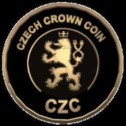 czechcrowncoin logo
