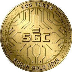 Sudan Gold Coin