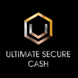 ultimate secure cash logo