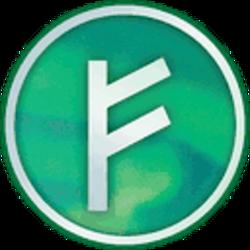 极光币 logo