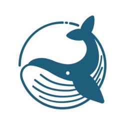 blue whale logo (small)
