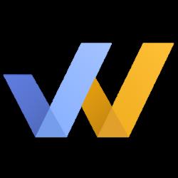 Логотип 1World (1WO) в png